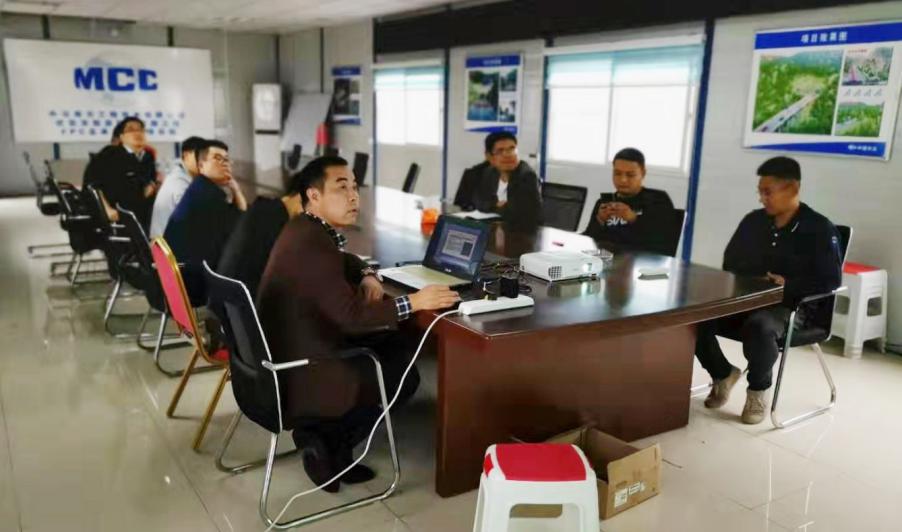 泛华公估河北分公司应邀为大地财险承保项目部进行建工风险防范技能培训